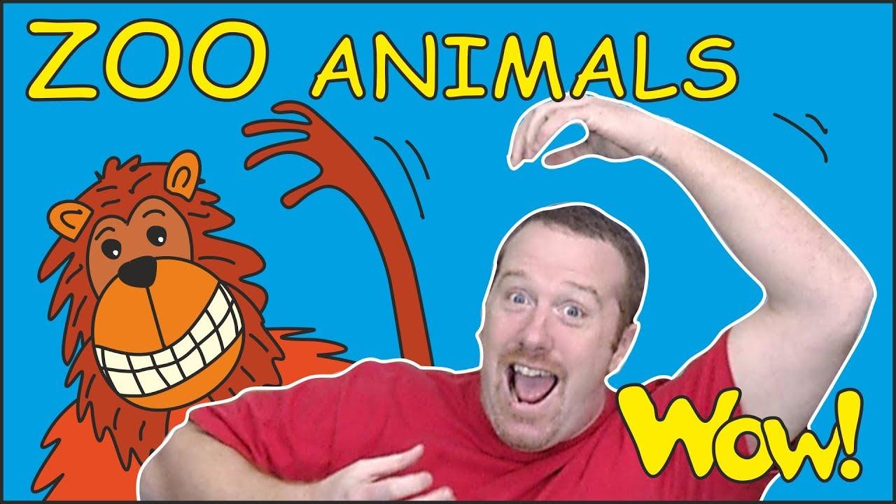 Resultado de imagen de zoo animals steve and maggie