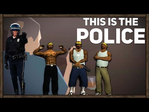 [4] GANG WAR - This Is The Police Gameplay Walkthrough Let's Play
