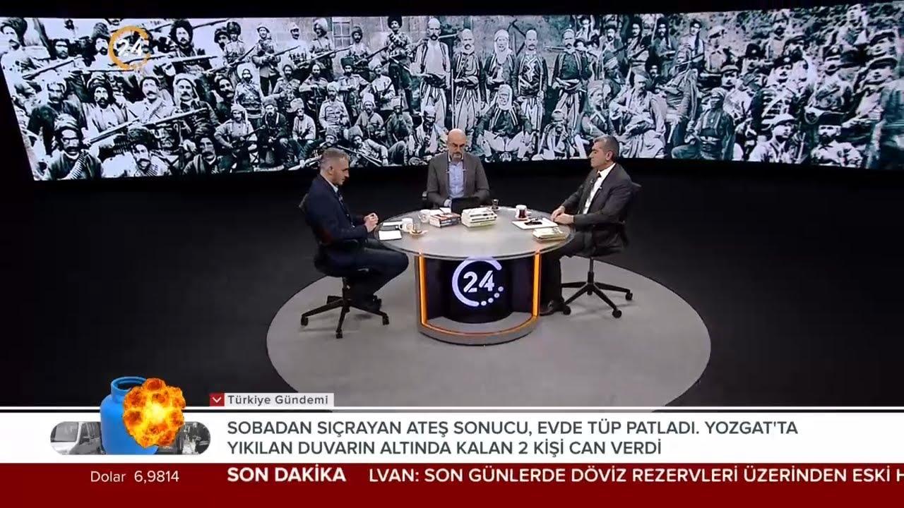 Koray Şerbetçi ile An ve Zaman | Terörle  Mücadelemizin Tarihi - 21 02 2021