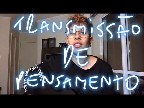 Ana Gabriela - Transmissão de Pensamento (cover) Melim