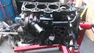 Broken engine block vw caddy 1.9tdi 2008
