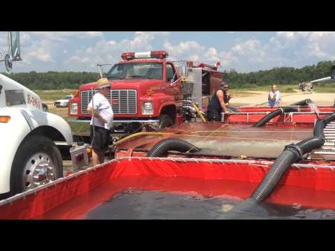 Part 10 - Rural Water Supply Drill - Shelby County, Alabama - June 2015 - 1,000 GPM Club