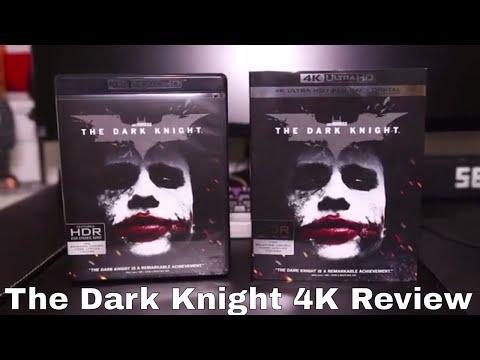 The Dark Knight 4K Blu-Ray Review