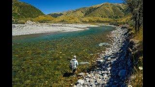 Fly fishing New Zealand  Rising expectations.