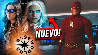 ¡El responsable de Elseworlds DESCUBIERTO! - The Flash Superman Crossover Teasers ANÁLISIS COMPLETO