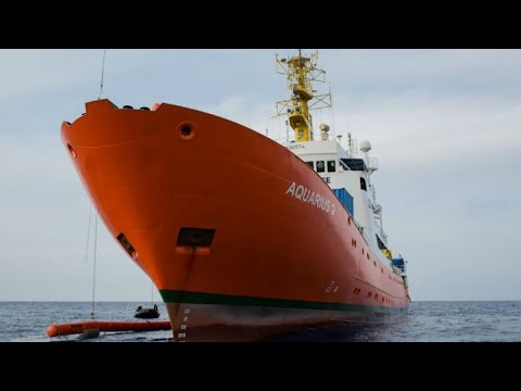 فرنسا ترفض رسو سفينة الإغاثة -أكواريوس- في ميناء مرسيليا  - نشر قبل 19 ساعة