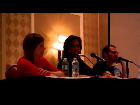 Matt Mercer, Alexis Tipton, Josh Grelle - Voice Acting Panel