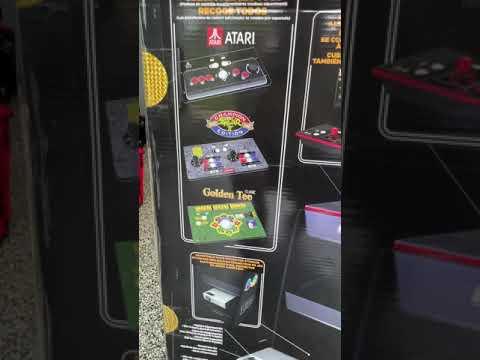 Arcade1up's projectorcade from Regular Degular