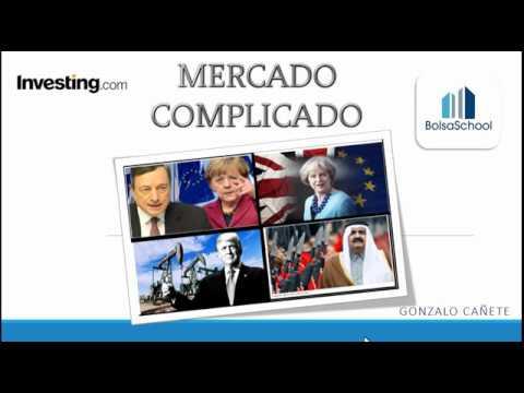 ESTRATEGIAS SEMANALES - TRUMP, USD, MERKEL, BCE, EUR Y QATAR - Gonzalo Cañete.