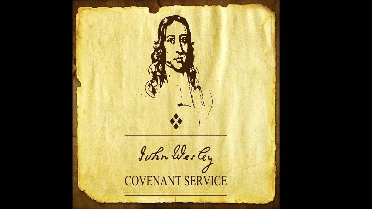 John Wesley Covenant Renewal Service (01/10/2021)
