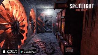 Spotlight Room Escape Official Walkthrough Chapter 1 Level 5 Level 5