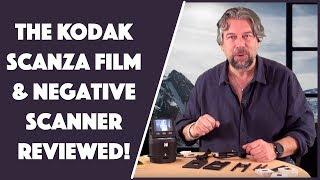 The Kodak Scanza Film & Negative Scanner - REVIEWED