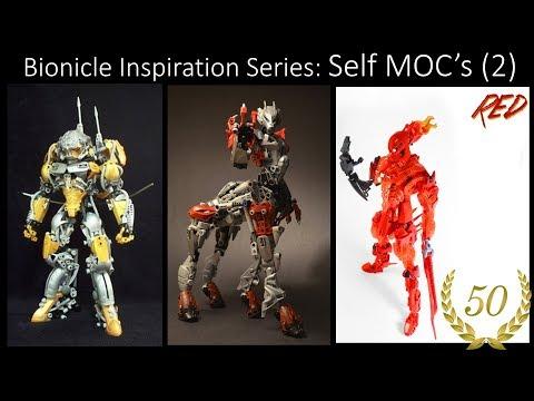 Bionicle Inspiration Series EP 50 Self MOCs (2)