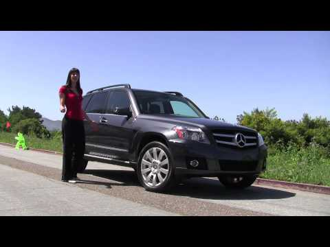 2009 Mercedes Glk Video Review Youtube