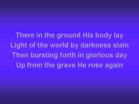 In Christ Alone ❧Adrienne Liesching❧