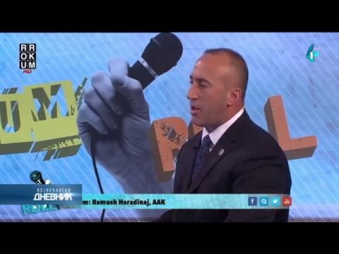 Haradinaj: Brišite Kosovo iz Ustava ili uzimamo trećinu teritorije Srbije