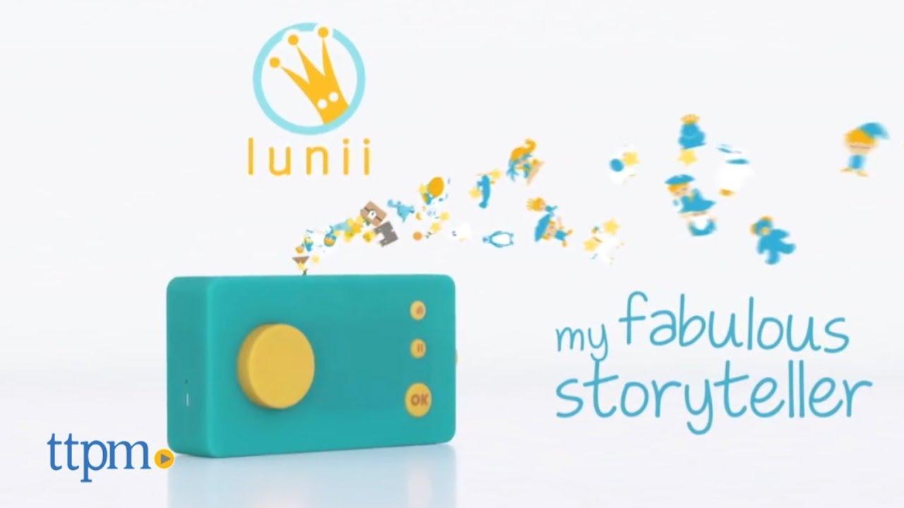 Lunii-1-EN My Fabulous Storyteller-Children Craft Their own Audio
