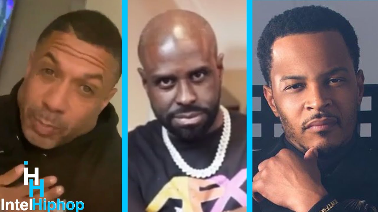 Benzino calls out funk master flex for dissing T.I. And snitch Allegations 👀