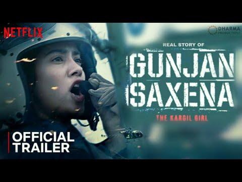 Gunjan Saxena The Kargil Girl Official Trailer Coming Soon Janhvi Kapoor Pankaj Tripathi Youtube
