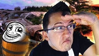 NOTHING ESCAPES MARKIPLIER | Prop Hunt #7