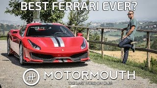 Ferrari 488 Pista review - Driving Maranello