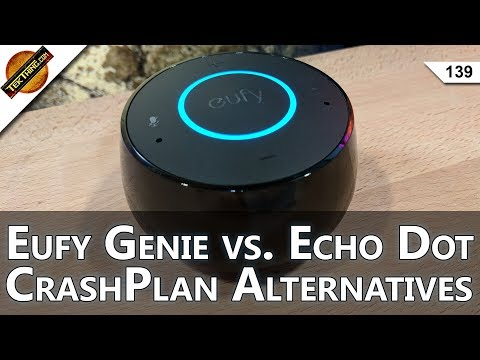 Eufy Genie vs Echo Dot, CrashPlan Alternatives, FING Finds Everything On Your Network!