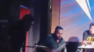 Deejay Gan - Kashmir Stone sudden entry on stage