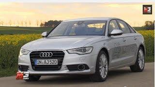 Audi A6 2.0 tdi ultra 2014 - first test drive