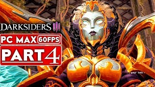 DARKSIDERS 3 Gameplay Walkthrough Part 4 [1080p HD 60FPS PC MAX SETTINGS] - No Commentary