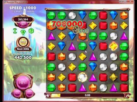 Bejeweled Blitz (PC Version) High Score: 429,100