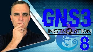 GNS3 2.1 Install and configuration on Windows 10 (Part 8): GNS3 VM, VMware 14 issues