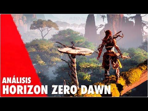 HORIZON ZERO DAWN - Review - Análisis