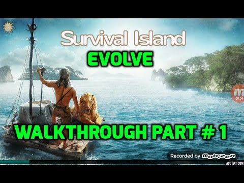 Survival Island Evolve Game play Part 1 Android