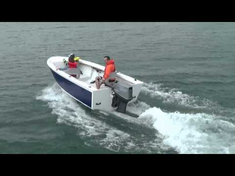 Edgetracker 426 Open Offshore Power Boat Design