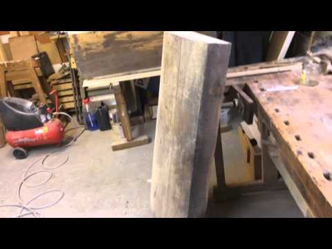 Old trunk restoration part 1