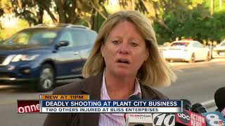 Owner of Plant City business shot and killed following ongoing dispute, 2 others injured