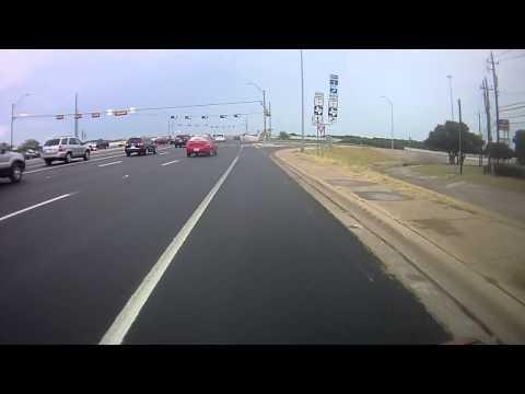 Parmer Lane westbound