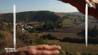 Paysage : les Alpes Mancelles