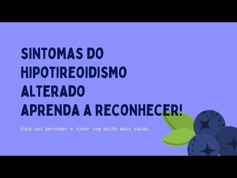 Hipotireoidismo - Identificando os Sintomas
