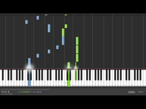 How to Play 100 Years  Five For Fighting on Piano