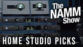 Best of NAMM 2020 Studio Recording