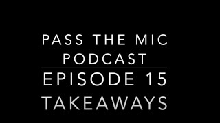 The Power of Narratives - Ep. #15: Group takeaways
