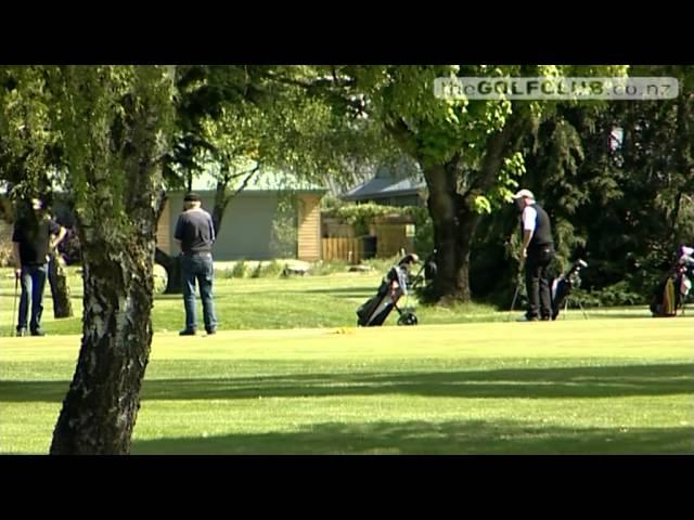 Hanmer Springs Golf Club, New Zealand :: Centenary