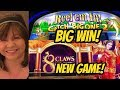 BIG WIN! CATCH THE BIG ONE 2 & NEW GAME 8 CLAWS