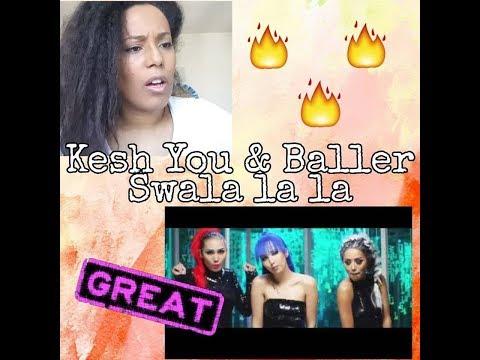 KeshYou & Baller - Swala La La (OST к фильму Сиситай) | REACTION