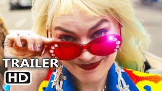 BIRDS OF PREY Trailer # 2 (NEW 2020) Harley Quinn, Margot Robbie, DC Movie HD