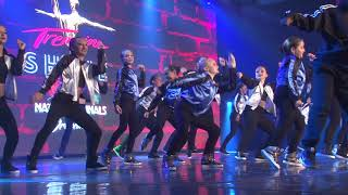 THE WAY THAT YOU LOVE ME - Nationals 2018