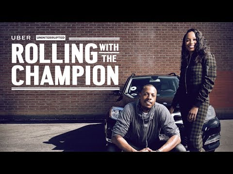 Cari Champion With Paul Pierce | ROLLING WITH THE CHAMPION