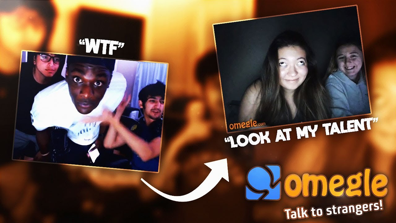 Talk only omegle girl strangers to Omegle Alternative