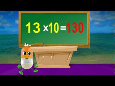 sing-along-13-times-table- -tutorial-math